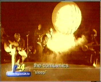 the comuvnics - Sleep